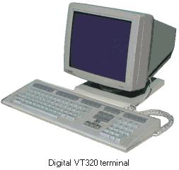 Vt100 Terminal Emulator